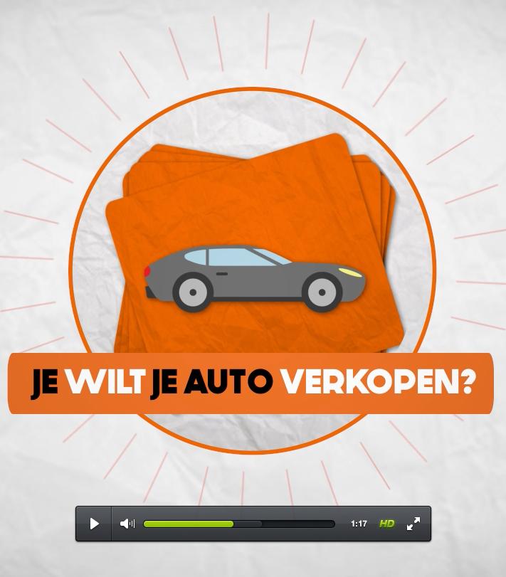 Video auto verkopen
