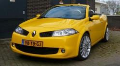 Renault Megane CC verkocht