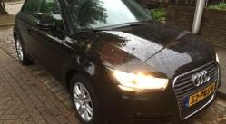 Audi A1 verkocht