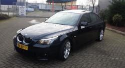 BMW 5-serie verkocht