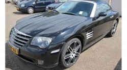 Chrysler Crossfire verkocht