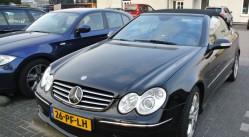 Mercedes Cabriolet verkocht