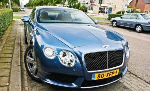 Bentley verkopen