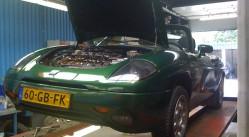 Auto zonder APK verkocht