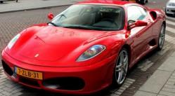 Ferrari 430 verkocht