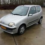Fiat Seicento verkocht