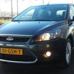 Ford Focus verkocht