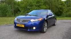 Honda Accord verkocht