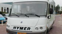 Hymer Camper verkocht