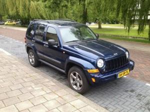 Jeep Cherokee verkopen
