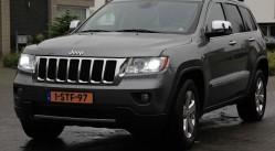 Jeep Grand Cherokee verkopen