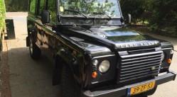 Land Rover Defender verkopen