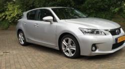 Lexus CTH verkocht