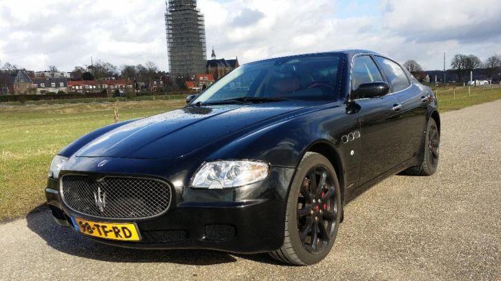 Maserati Quattroporte verkopen