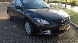 Mazda 6 verkocht