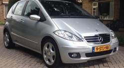 Mercedes A Klasse verkocht