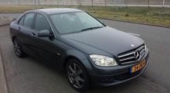 Mercedes C-Klasse verkocht