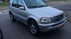 Mercedes M-Klasse verkopen