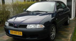 Mitsubishi Carisma verkopen