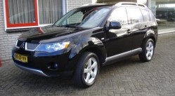 Mitsubishi Outlander verkopen