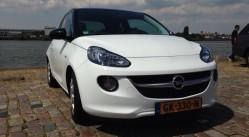 Opel Adam verkocht
