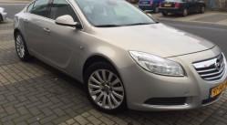 Opel Insignia verkocht
