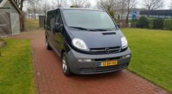 Opel Vivaro verkopen