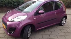 Peugeot 107 verkopen