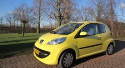 Peugeot 107 verkocht