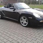 Porsche Boxter verkopen