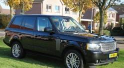 Range Rover verkopen