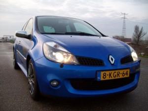 Renault Clio verkocht