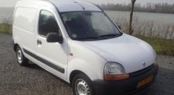 Renault Kangoo verkocht