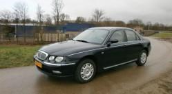 Rover 75 verkocht