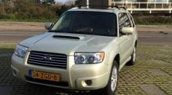 Subaru Forester verkocht