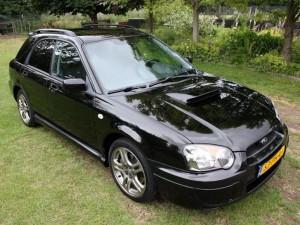 Subaru Impreza verkopen
