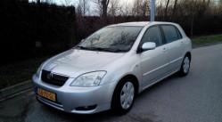 Toyota Corolla verkopen