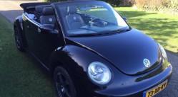 VW Beetle verkopen