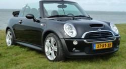 mini cooper cabrio verkopen
